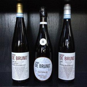 Sandro de Bruno Tasting Package