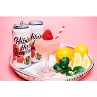 Devils Backbone Hibiscus Hard Lemonade 16oz