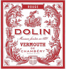 Dolin Dolin, Vermouth de Chambéry Rouge 375ml