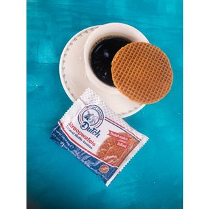 Finger Licking Dutch Stroopwafels 2pk