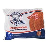 Finger Licking Dutch Stroopwafels 2pk