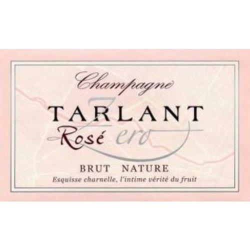 Tarlant Rose Brut Zero NV