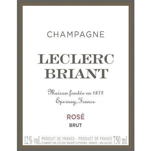 Leclerc Briant Rose Brut NV