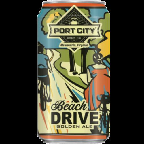 Port City PCBC Beach Drive Golden Ale 6/12