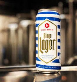 Bingo Beer Co. Bingo Lager 6/16