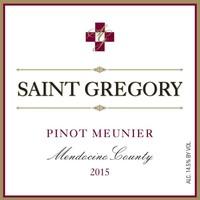 Saint Gregory Pinot Meunier