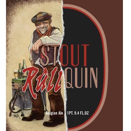 Tilquin Stout Rullquin 25.4oz