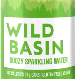 Oskar Blues Wild Basin Lime Boozy Sparkling Water 19.2oz
