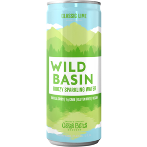 Wild Basin Lime Boozy Sparkling Water 19.2oz