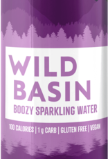 Oskar Blues Wild Basin Black Raspberry Boozy Sparkling Water 19.2oz