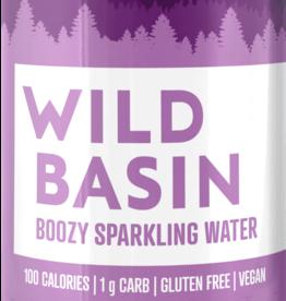 Oskar Blues Wild Basin Black Raspberry Boozy Sparkling Water 19.2oz