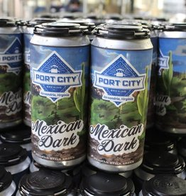 Port City PCBC Mexican Dark Lager Can 4/16