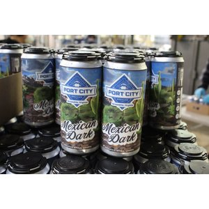 PCBC Mexican Dark Lager Can 4/16