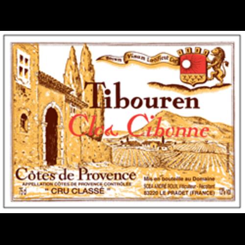 Clos Cibonne Tibouren Rose