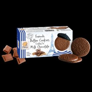Pierre Milk Chocolate Cookies
