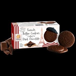 Pierre Dark Chocolate Cookies