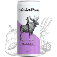 Archer Roose Malbec 4/250ml