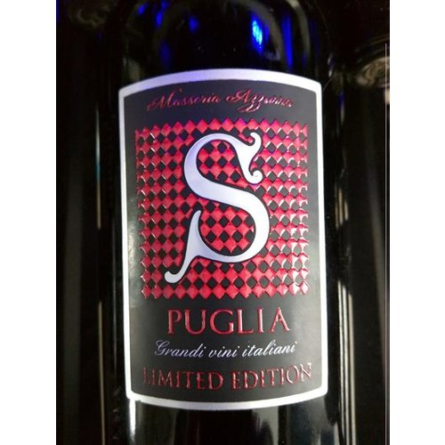 """Masseria Azzurra Puglia IGT Reserve """"S"""" CASE"""