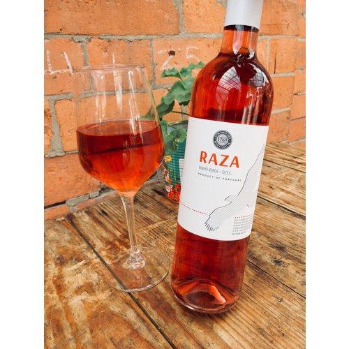 Raza Vinho Verde Rose