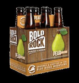 Bold Rock Bold Rock Pear Cider 6/12