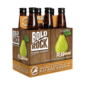 Bold Rock Pear Cider 6/12