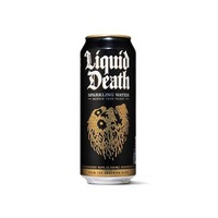 Liquid Death Sparkling Water 16.9oz