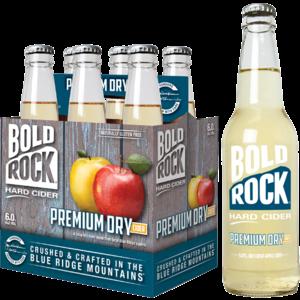 Bold Rock Premium Dry 6/12