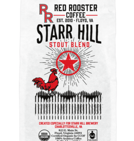 Red Rooster Starr Hill Stout Blend Coffee
