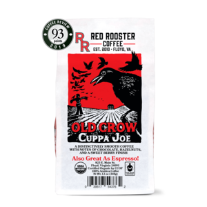 Red Rooster Old Crow Cuppa Joe Blend Coffee