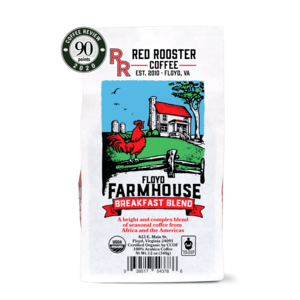 Red Rooster Farmhouse Breakfast Blend Coffee