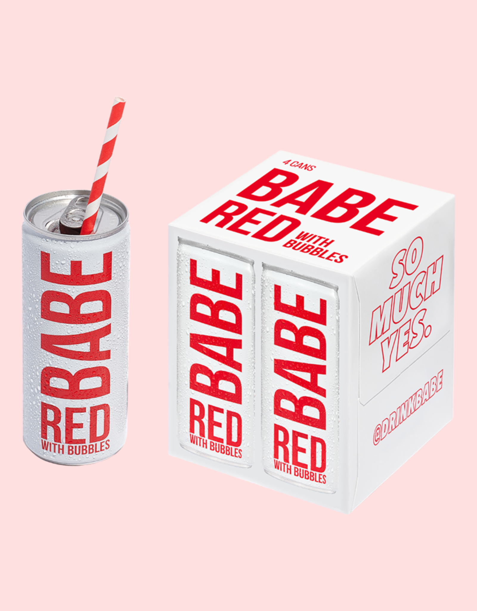 Babe Red 4/250ml