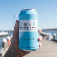 Bridge Lane White Merlot 375ml