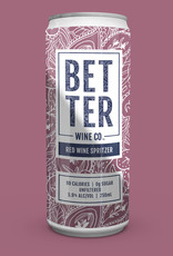 Old Westminster Winery Better Wine Co. Red Wine Spritzer 4/250ml