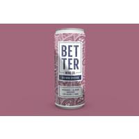 Better Wine Co. Red Wine Spritzer 4/250ml