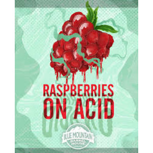 Blue Mountain Raspberries On Acid 4/12