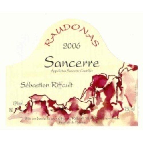 Riffault Raudonas Sancerre Rouge