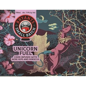 Bryant's Unicorn Fuel Cider 500ml