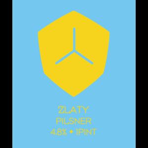 Diamondback Brewing Zlaty Pilsner 4/16