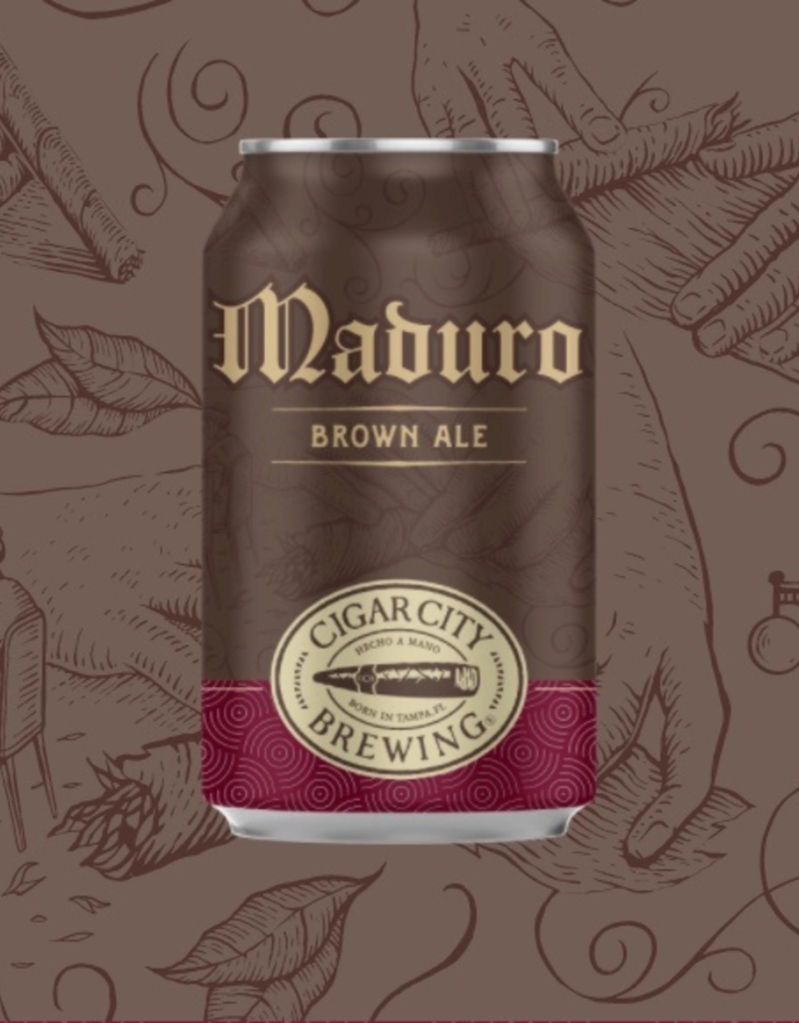Cigar City Cigar City Maduro Brown Ale 6/12