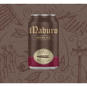 Cigar City Maduro Brown Ale 6/12
