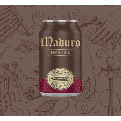 Cigar City Maduro Brown Ale 6/12