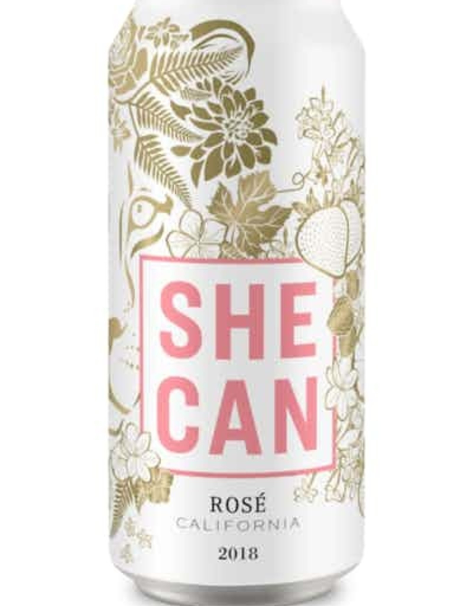 McBride Sisters She Can Rose 375ml