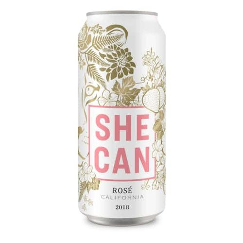 McBride Sisters McBride Sisters She Can Rose 375ml