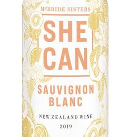 McBride Sisters She Can Sauvignon Blanc 375ml