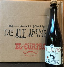 The Ale Apothecary Ale Apothecary El Cuatro 12.7oz