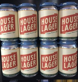 12 Percent House Lager 4/12