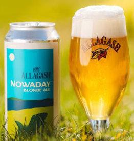 Allagash Allagash Nowaday Blonde Ale 4/16