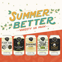 Troegs Summer Better Variety Pack 15/12