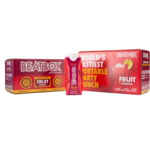 Beatbox Fruit Punch 16.9