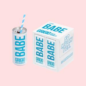 Babe Grigio 4/250ml